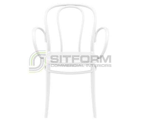 Bradley Armchair | Resin Chairs