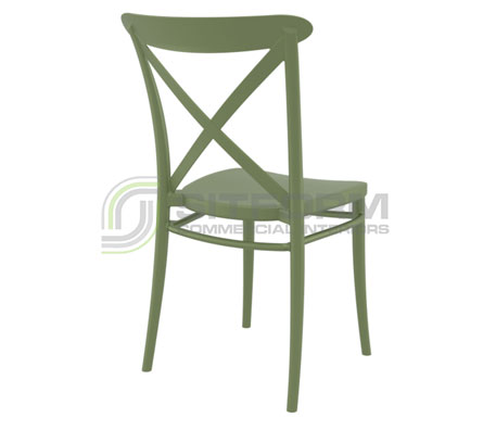 Ajay Chair | Resin Chairs