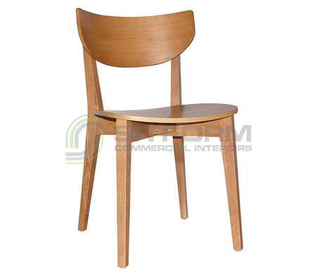 Hobart Chair – Timber Seat | Timber Chairs