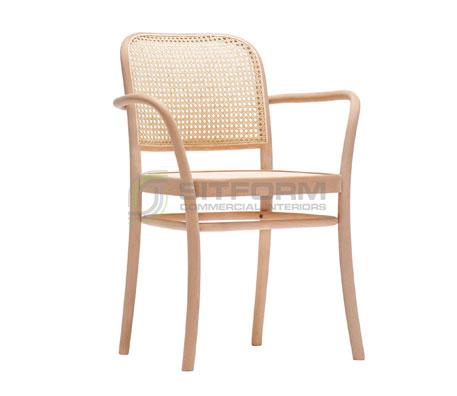 Benji Arm Chair | Timber Chairs