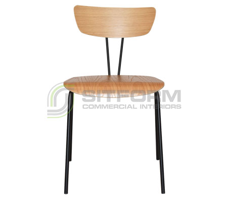 Paiton Chair | Metal & Timber Chairs