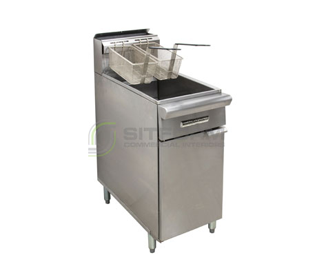 American Range Gas Fryers AAF.45 – Gas | Fryers