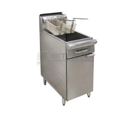 American Range Gas Fryers AAF.45 – Gas | Commercial Fryers