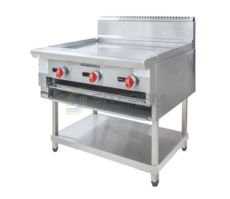 American Range Combintion Griddle Salamander AARG – Gas | Griddle Toasters