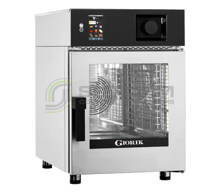 Giorik Mini-Touch 6 x 1/1GN Injection Combi Oven KM061WT – Electric | Combi Ovens