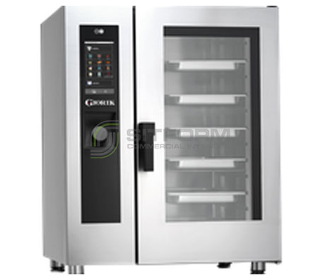 Giorik Steambox Evolution 10 x 1/1GN Boiler Oven SEHE101WT – Electric | Combi Ovens