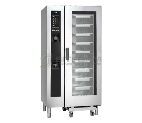 Giorik Steambox Evolution 20 x 1/1GN Boiler Oven SEHE201WT – Electric | Combi Ovens