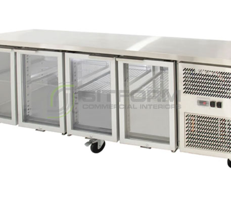 Airex Undercounter Refrigerated Storage to suit AXR.UCGN – 1/1GN   Underbench - Storage