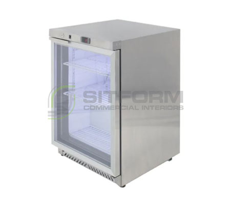 Airex Single Door Undercounter Refrigerated Storage AXR.UC | Underbench Display Chillers