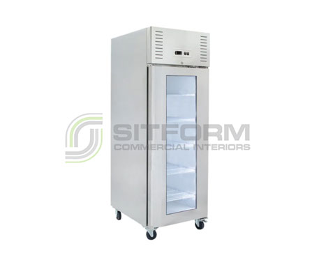 Airex Upright Refrigerated Storage AXR.URGN- To suit 2/1GN | Upright Freezer & Ice Displays