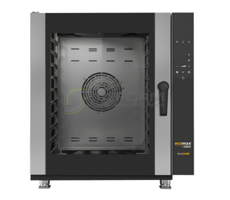 Hobart Convection Steamer Eco Combi-HECME10 (10X1/1GN) | Convection Ovens