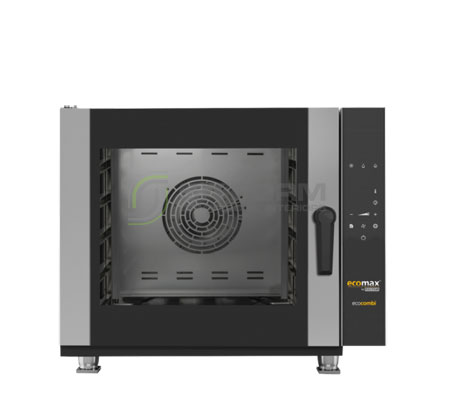 Hobart Convection Steamer Eco Combi-HECME4 (4X1/1GN) | Convection Ovens