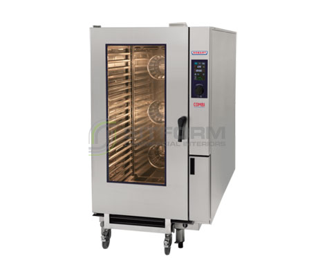 Hobart Convection Steamer Combi HEJ202E (40X1/1GN) | Convection Ovens
