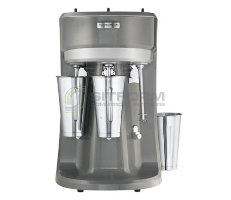 Hamilton Beach Commercial HMD0400 Triple Milkshake Mixer | Blenders