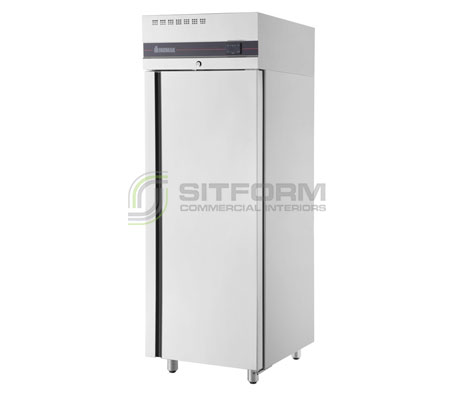 Inomak – UFI2170SL Slimline Single Door Upright Upright Freezer | Floor Standing - Storage Freezers