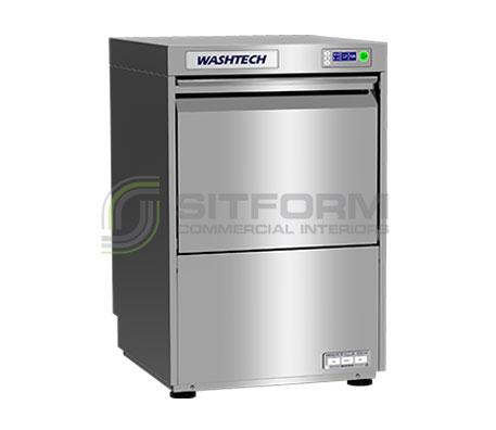 Washtech GL – Premium Fully Insulated Undercounter Glasswasher / Dishwasher – 450mm Rack | Dishwashers, Glasswashers