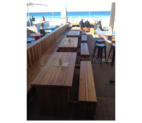 Outdoor Bench Seating – 3185 | Outdoor Bench Seating - Custom Made | Commercial Furniture & Fit Outs