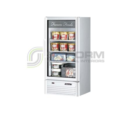 Austune – TGF-10SD(W) *Turbo Air SD Merchandiser Display Freezer – 263L | Commercial Equipment