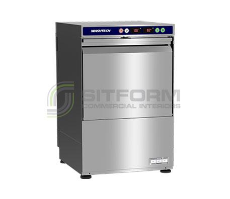 Washtech XV – Economy Undercounter Dishwasher / Glasswasher – 450mm Rack | Commercial Dishwasher, Glasswashers