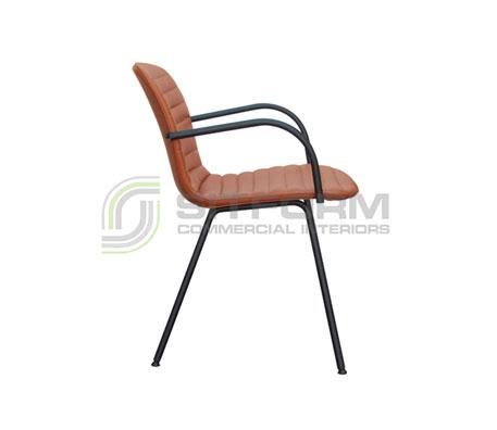 Burly Arm Chair | Meeting-Training Chairs