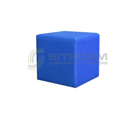 Pate Square | Commercial Ottomans | Commercial Furniture & Fit Outs