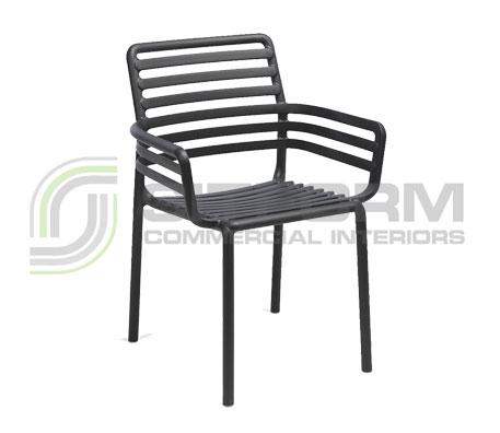 Doga Arm Chair – Nardi   Resin Chairs